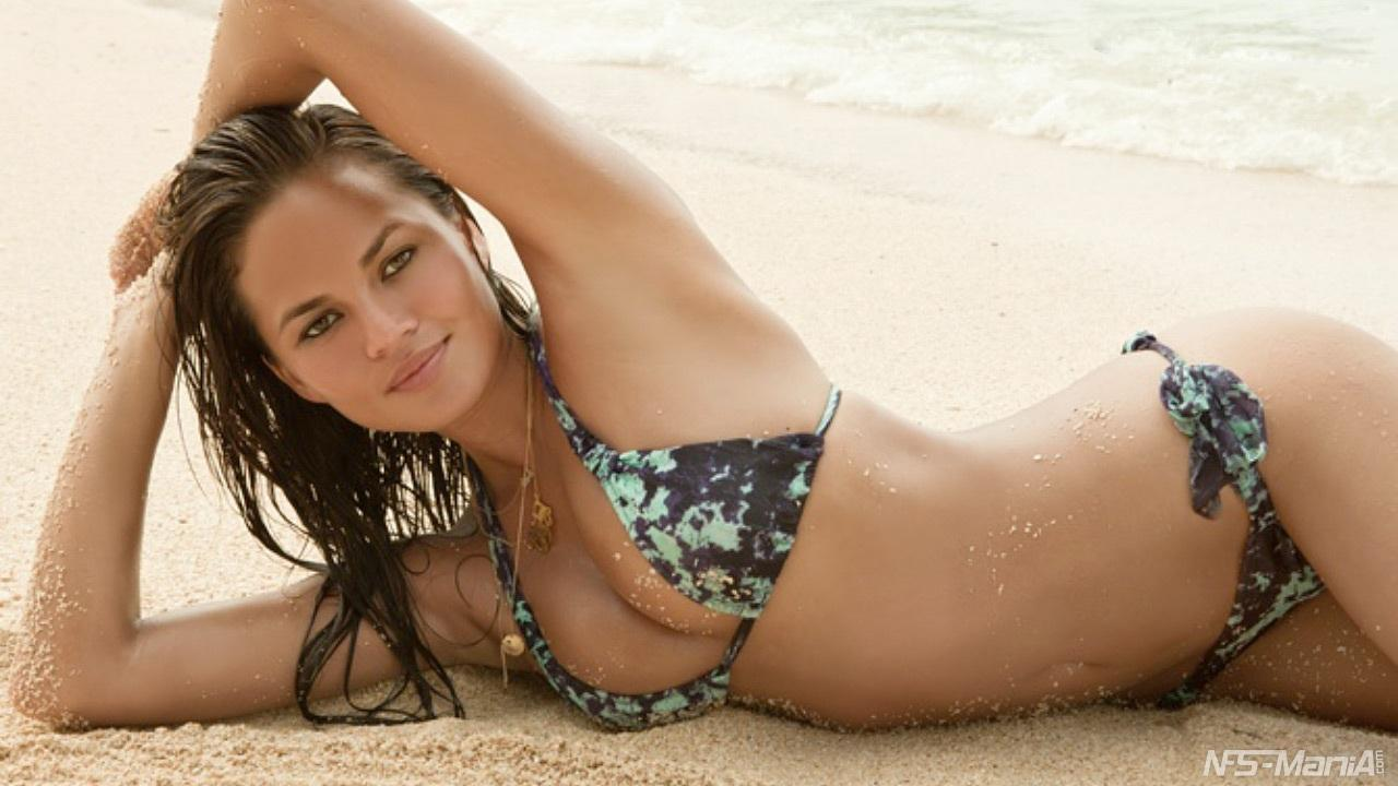Nfs Mania Chrissy Teigen Wallpaper