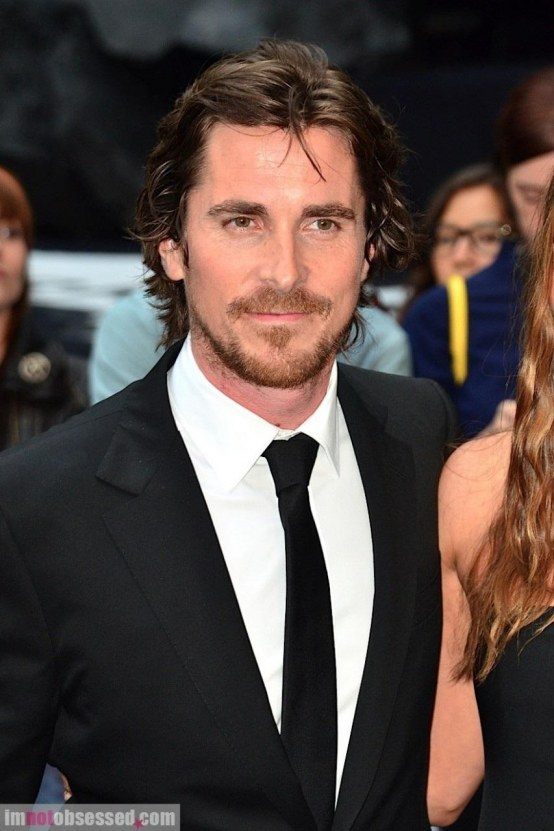 Hot Guy Of The Day Christian Bale