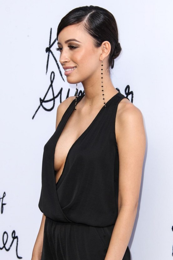 Christian Serratos Attends The Screening Of Cbs Films The Kings Of Summer Movies