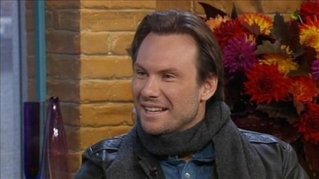 Christian Slater Is Body