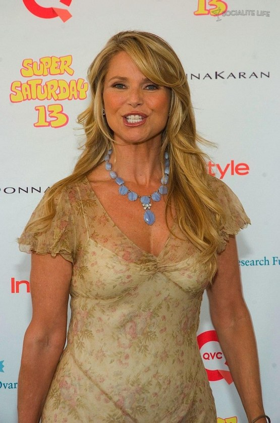 Christie Brinkley Wallpapers Collection Www Modelsfame Com Wallpaper
