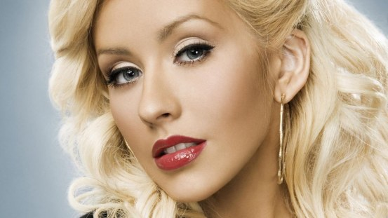 Music Christina Aguilera Wallpaper