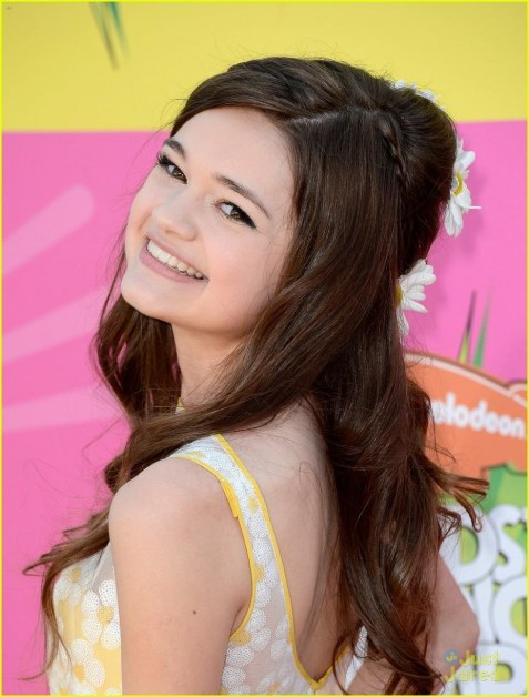 Ciara Bravo Kids Choice Awards Red Carpet Original