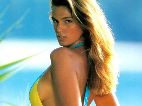 Celebrity Cindy Crawford Wallpaper Hd Wallpapers