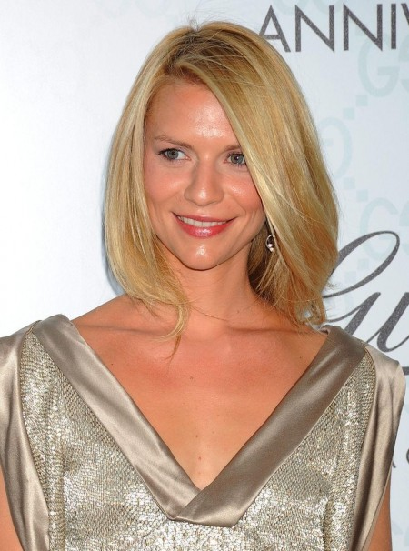 Claire Danes At Gucci Fashion Show And Party In Rome Hot