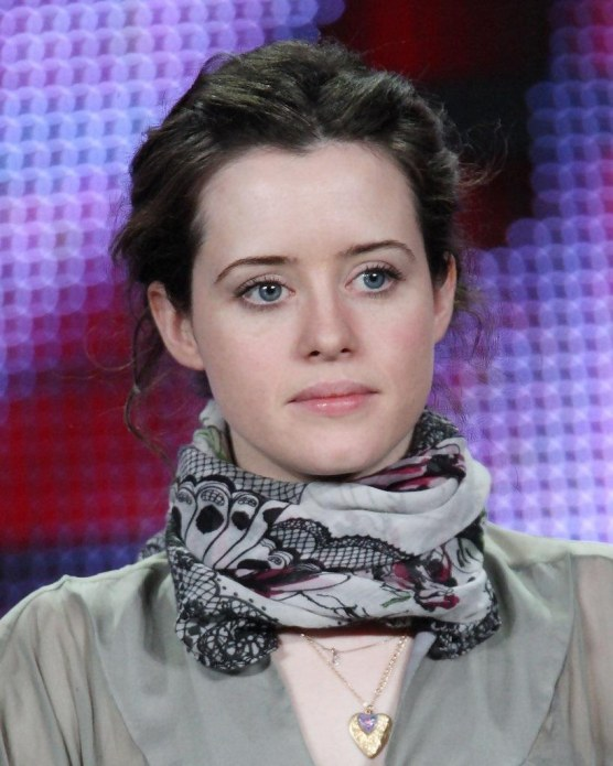 Claire Foy Winter Tca Tour Day Wlrouvhuaeox