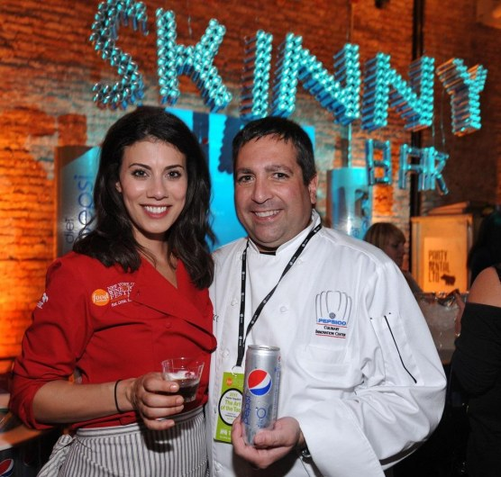 Chefs Claire Robinson Diet Pepsi Spices Up Nknkwetqbuax Artist