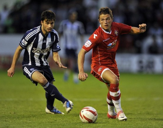 Florent Cuvelier Claudio Yacob Walsall West Ldkie Lzoix