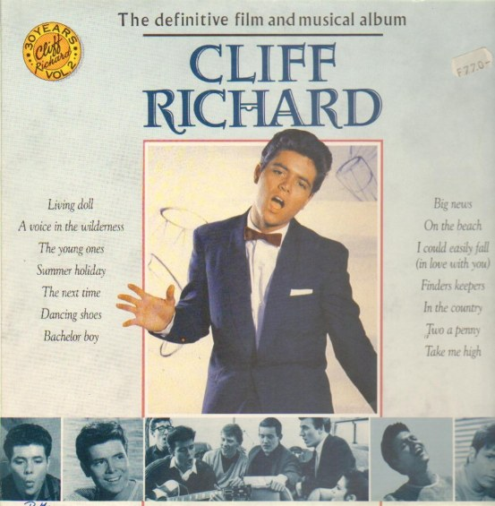 Cliff Richard The Definitive Film And Musical Album Hot