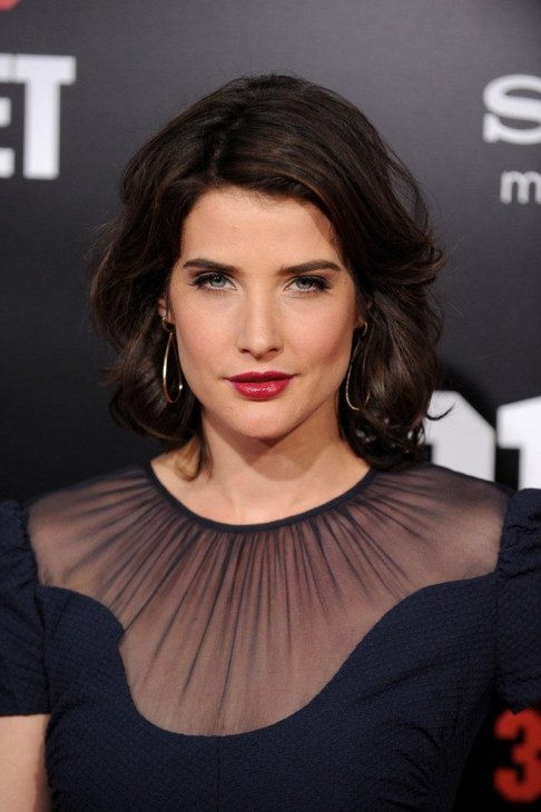 Cobie Smulders At Jump Street Premiere In Los Angeles Fashion