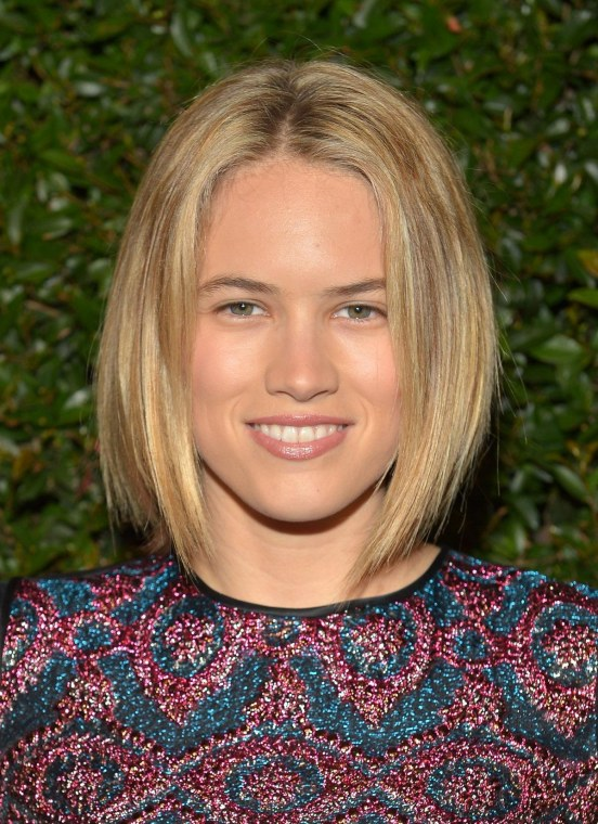 Cody Horn At Vogue And Mac Cosmetics Dinner In Los Angeles