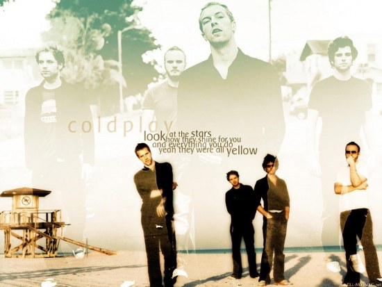 Coldplay Album Yellow Viva La Vida Wallpaper Normal Wallpaper