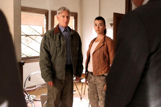 Cote De Pablo Ziva David Ncis Damned If You Do Episode Stills Cote De Pablo Ncis