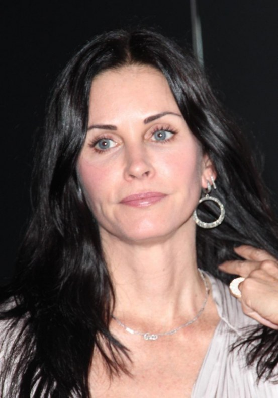 Ebmrf And Playstation Epic Halloween Bash Courteney Cox Young