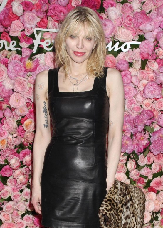 Courtney Love Claims Dave Grohl Hit On Teen Daughter Frances Bean