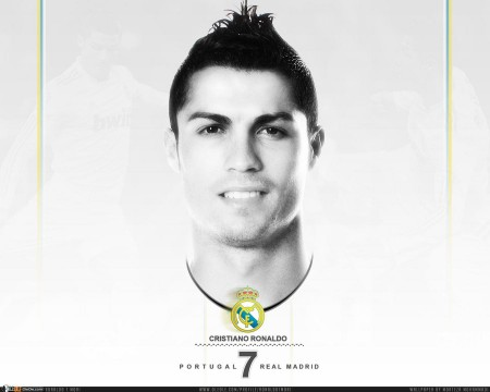 Cristiano Ronaldo Real Madrid Wallpaper Real Madrid