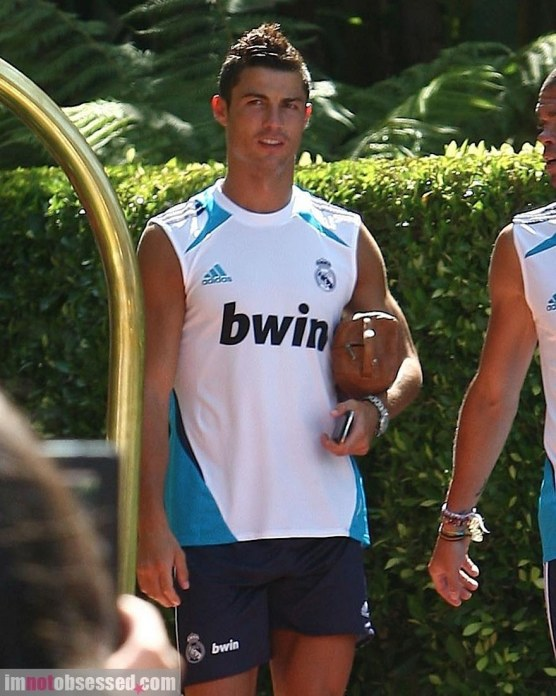 Hot Guy Of The Day Cristiano Ronaldo Hot