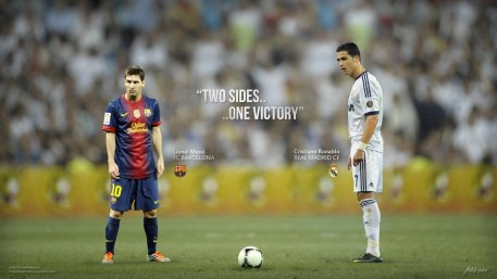 Lionel Messi Cristiano Ronaldo Wallpaper Hd