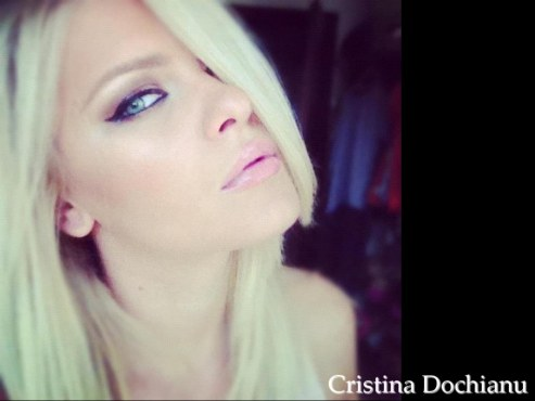 Cristina Dochianu Beautiful Romanian Wom