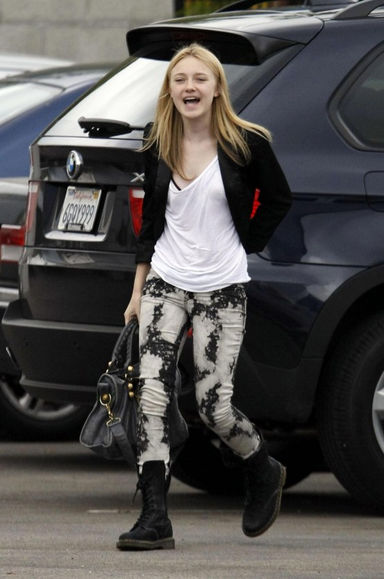 Dakotafanning The Runaways