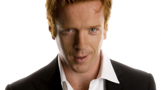 Damian Lewis Face Freckles Man Actor Charm