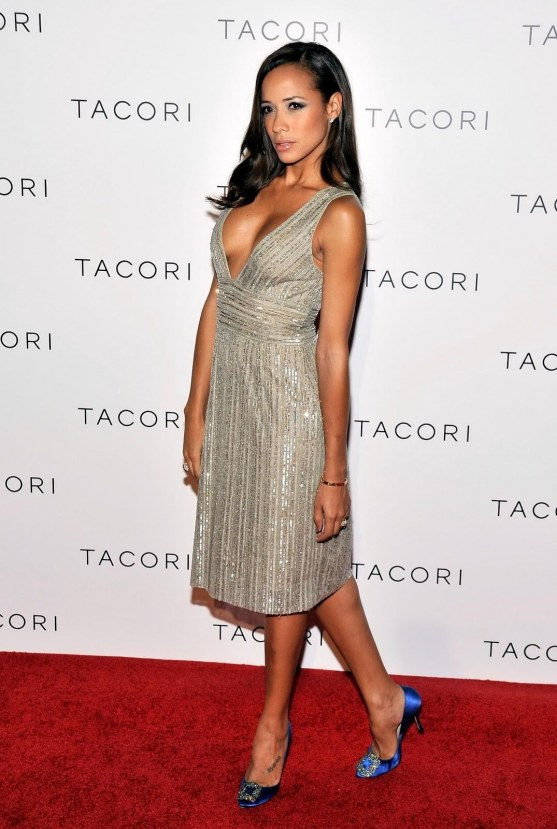 Dania Ramirez Attends Tacori City Lights Jewelry Collection Launch October Th
