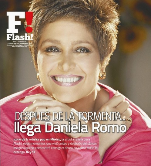 Daniela Romo Flash