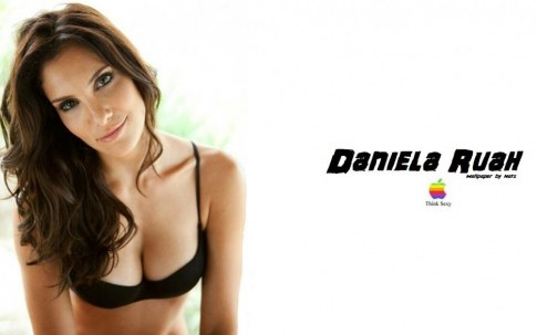 Daniela Ruah Acc Wallpaper