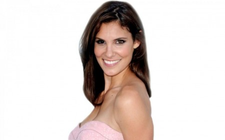 Daniela Ruah Smile Eye Eye
