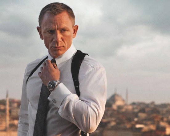 James Bond Skyfall Daniel Craig Skyfall