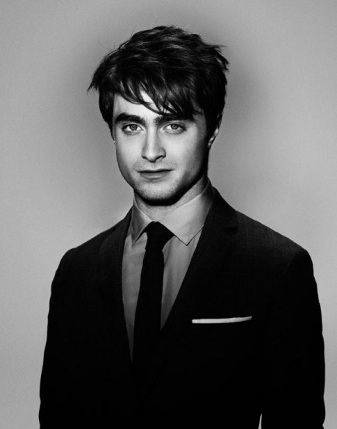 Warrick Saint Photoshoot Daniel Radcliffe Hot