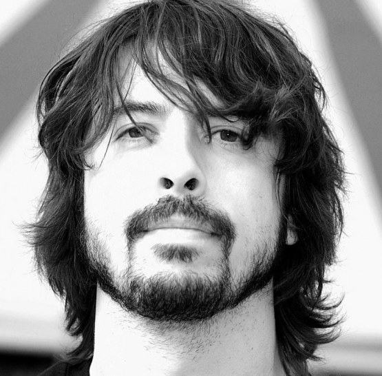 Dave Grohl Ujh Hair