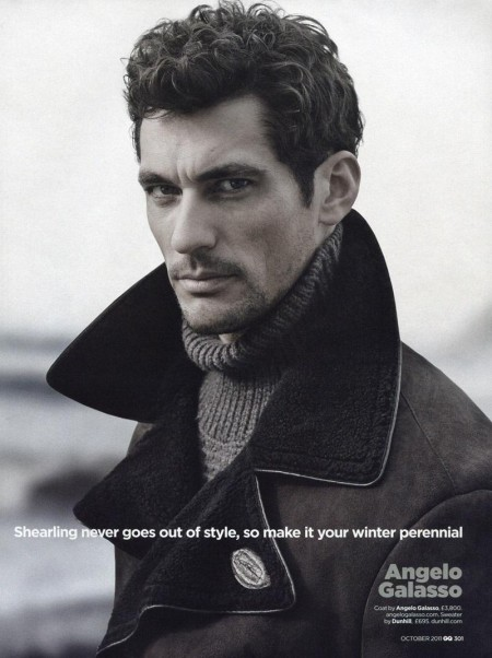 David Gandy For Gq Uk Malemodelscenenet