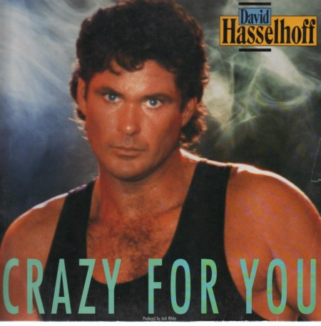 David Hasselhoff Crazy For You Bmg
