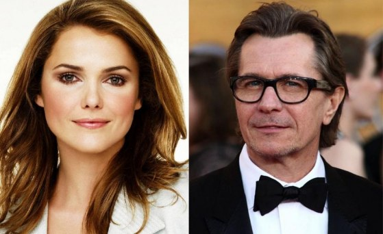 Keri Russell Gary Oldman Dawn Of The Planet Of The Apes