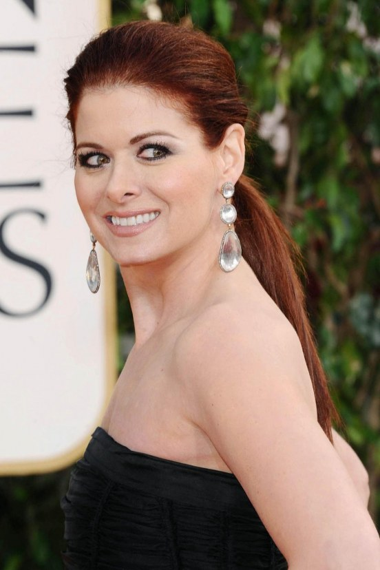 Th Annual Golden Globe Awards Debra Messing