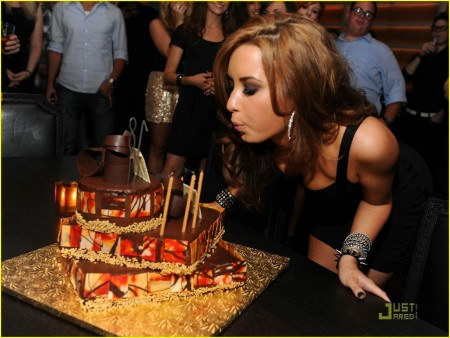 Demi Lovato Bday Celebration
