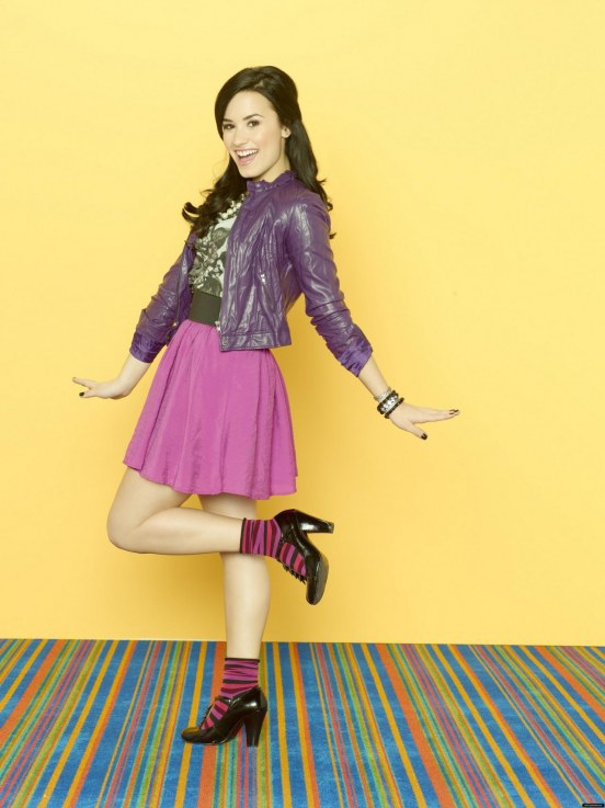 Demi Lovato Sonny With Chance Season Promoshoot Anichu Sonny With Chance