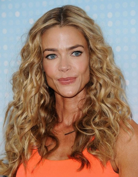 Denise Richards At Radio Disney Music Awards In Los Amgeles