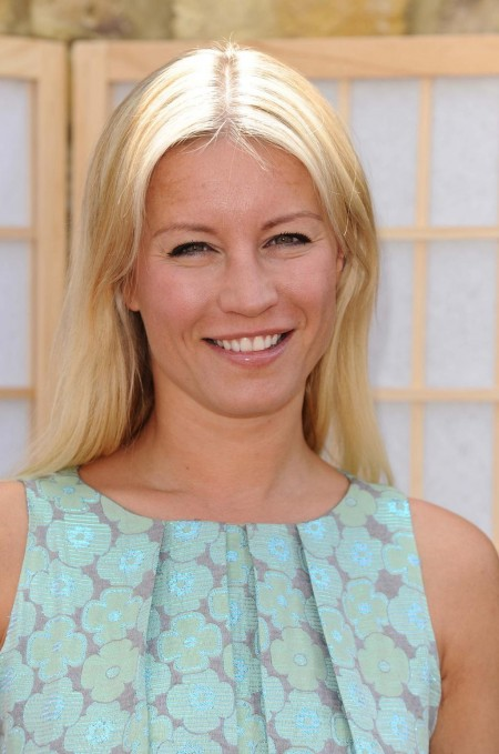 Denise Van Outen Launches Bionsen At The Roo