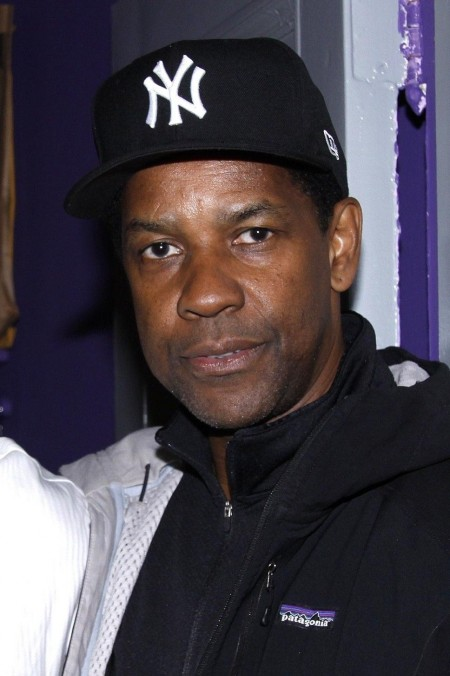 Denzel Washington Black Hat Bl