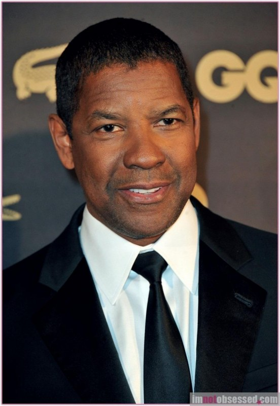 Denzel Washington Fashion