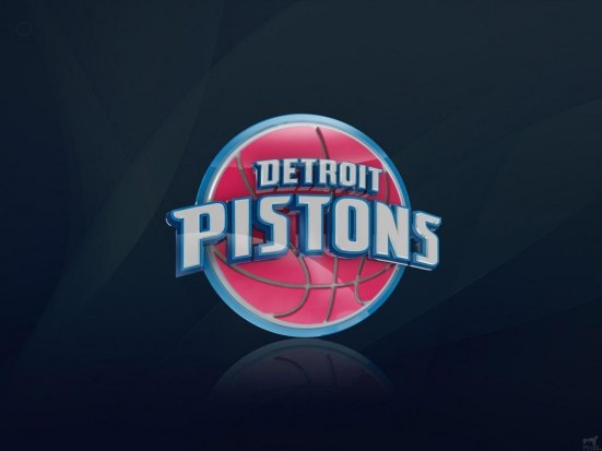 Detroit Pistons Logo Wallpaper Nba Wallpaper Hd Picture