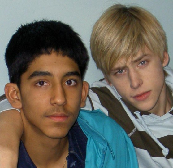 Picture Of Dev Patel And Mitch Hewer In Skins Large Picture Skins