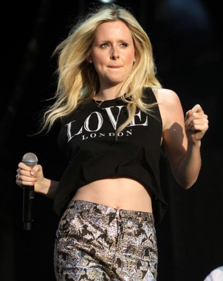 Diana Vickers Performs At The Lytham Proms