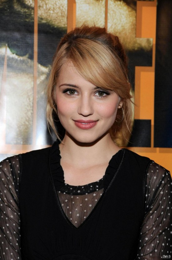 Dianna Agron Am Number Four Autograph Session San Francisco Jan Image Am Number Four
