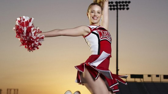 Dianna Agron Cheerleader Pictures Wallpaper Hd Wallpaper