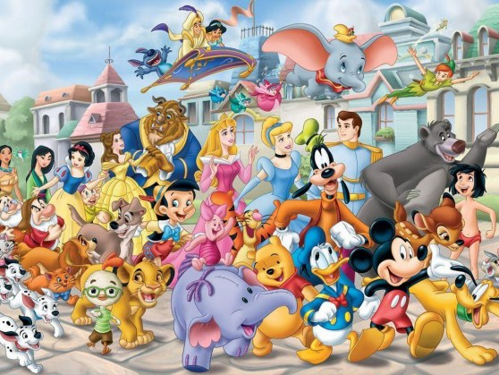 Disney Characters Characters