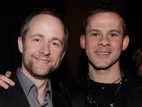 Billy Boyd And Dominic Monaghan Large Picture And Billy Boyd