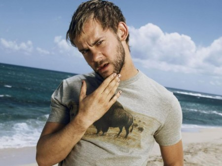 Lost Dominic Monaghan